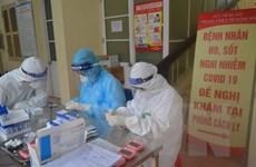 1.064 mẫu xét nghiệm nhanh tại các chợ đầu mối âm tính với SARS-CoV-2