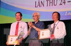 Vĩnh biệt nguyên Chủ tịch Hội Mỹ thuật Việt Nam Trần Khánh Chương