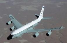 Aircraft Spots: Máy bay do thám Mỹ hoạt động trên Bán đảo Triều Tiên