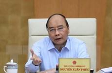 Thủ tướng: Kiên quyết chống đầu cơ, nâng giá, phá thị trường