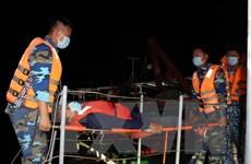 Kiên Giang: Kịp thời cứu một ngư dân bị đột quỵ trên biển