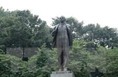 Đoàn đại biểu Đảng, Nhà nước dâng hoa kỷ niệm 150 năm ngày sinh Lenin