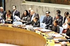 Việt Nam đã hoàn thành tốt trọng trách Chủ tịch Hội đồng Bảo an