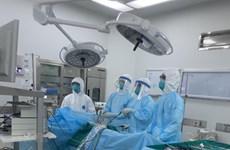 Các tổ chức phi chính phủ nước ngoài cảm ơn các y, bác sỹ Việt Nam