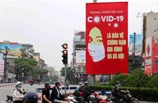 Đại sứ Nga và Chile đánh giá cao nỗ lực chống COVID-19 của Việt Nam