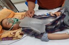 Uống nhầm thuốc cai nghiện Methadone, một bé trai 4 tuổi nguy kịch