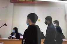 Phạt tù 6 đối tượng đua xe trong thời gian giãn cách xã hội