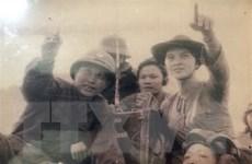 Chuyện về cô gái ngồi xe tăng dẫn bộ đội tiến vào giải phóng Sài Gòn