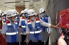 Nỗ lực sớm đưa đoàn tàu metro Bến Thành-Suối Tiên về Việt Nam