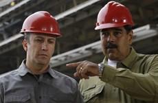 Tổng thống Venezuela Maduro bổ nhiệm người đứng đầu Bộ Dầu mỏ