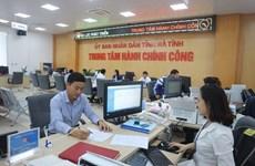 Công bố Chỉ số hiệu quả quản trị và hành chính công cấp tỉnh