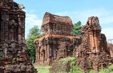 Chuyên gia Ấn Độ hỗ trợ trùng tu vùng lõi Di sản văn hóa Mỹ Sơn