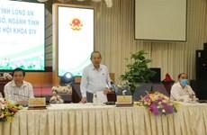 Long An: Tiếp thu ý kiến cử tri trước kỳ họp thứ 9, Quốc hội khóa XIV