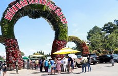 Đà Lạt đón hàng chục nghìn du khách dịp lễ vẫn không 'cháy' phòng nghỉ