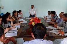 Bình Định: An Nhơn hướng tới tổ chức thành công đại hội đảng các cấp