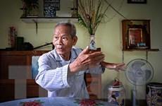 Người chọn vị trí đặt tượng đài Bác Hồ trên bến Ninh Kiều