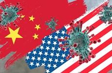 Mỹ-Trung không dừng ván bài chiến lược bất chấp COVID-19?