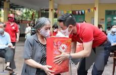 Chợ Nhân đạo - cơ hội giúp đỡ người khó khăn do dịch COVID-19