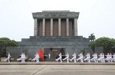 Lăng Chủ tịch Hồ Chí Minh - nơi hội tụ tình cảm, niềm tin