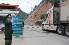 Lượng xe tồn đọng tại các cửa khẩu ở Lạng Sơn đã giảm mạnh