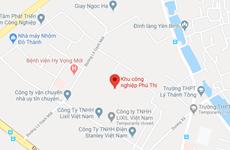 Cháy lớn tại Khu công nghiệp Phú Thị, 3 người nghi bị mắc kẹt