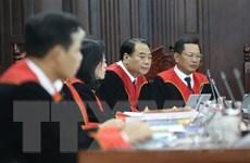 Xét xử giám đốc thẩm vụ án Hồ Duy Hải: Lý giải về vật chứng cái thớt