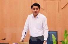 Chủ tịch Hà Nội: Chưa có tín hiệu dịch kết thúc trong thời gian ngắn