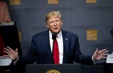 Tổng thống Mỹ Donald Trump cải thiện uy tín ở bang chiến lược