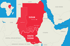 Sudan: Đụng độ bộ lạc ở Nam Darfur khiến 30 người thiệt mạng