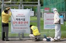 Dịch COVID-19: Hàn Quốc tiếp tục duy trì ca nhiễm mới ở mức thấp
