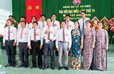 Bến Tre cơ bản hoàn thành công tác chuẩn bị đại hội đảng bộ các cấp