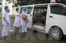 COVID-19: Sự tận tâm của các 'chiến binh áo trắng' ở Ninh Bình