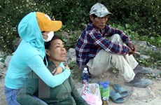 Vụ lật thuyền trên sông Thu Bồn: Tìm kiếm 3 người còn mất tích