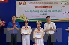 Thành phố Hồ Chí Minh: Tuyên dương 48 Liên đội trưởng tiêu biểu