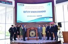 Quỹ ETF VFMVN Diamond chính thức được niêm yết trên HOSE