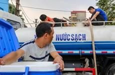Hà Nội tăng cường kiểm tra, giám sát chất lượng nước sinh hoạt