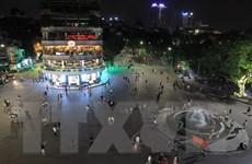 [Photo] Phố đi bộ Hồ Hoàn Kiếm chính thức hoạt động trở lại