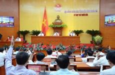 Hội đồng Nhân dân tỉnh Hòa Bình thông qua 12 nghị quyết quan trọng
