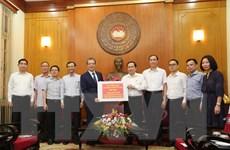 Người Việt ở nước ngoài tích cực ủng hộ chống dịch COVID-19