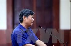 Y án sơ thẩm với nguyên Giám đốc Sở Tài nguyên và Môi trường TP.HCM
