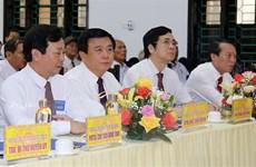 Phú Thọ: Đoàn Ban Bí thư TW Đảng dự Đại hội đảng bộ xã Vạn Xuân