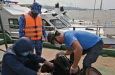 Bộ Tư lệnh Vùng Cảnh sát biển 3 bắt giữ 1,7 triệu lít dầu lậu