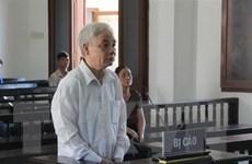 Vụ tham ô tài sản ở tòa án tỉnh Phú Yên: Bốn bị cáo được giảm án