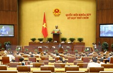 Quốc hội bàn về dự án Luật Tổ chức Quốc hội và Luật Đầu tư sửa đổi