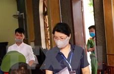 Vụ gian lận điểm thi ở Sơn La: Bị cáo bật khóc khi nói lời sau cùng