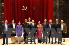 Hà Nội mong muốn có nhiều doanh nghiệp Thái Lan tới đầu tư, kinh doanh