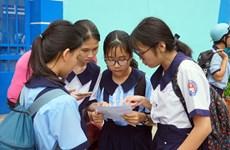 Thành phố Hồ Chí Minh tuyển sinh 66.520 chỉ tiêu vào lớp 10 công lập
