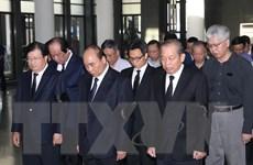 Vĩnh biệt đồng chí Vũ Mão - cán bộ có nhiều đóng góp cho Quốc hội