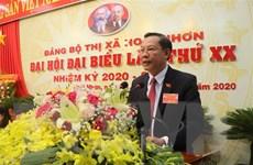 Đại hội điểm thị xã Hoài Nhơn: Giữ vững đà tăng trưởng kinh tế