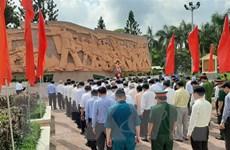 Long An: Kỷ niệm 90 năm cuộc biểu tình của nông dân Đức Hòa